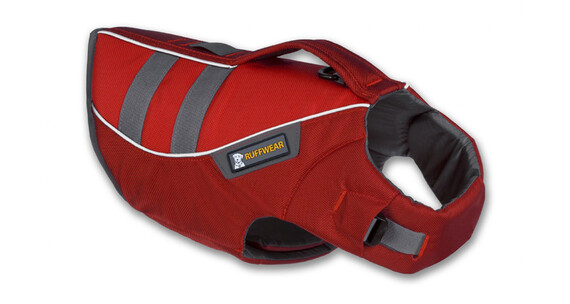 Ruffwear K-Float Coat Lifejacket Red Currant